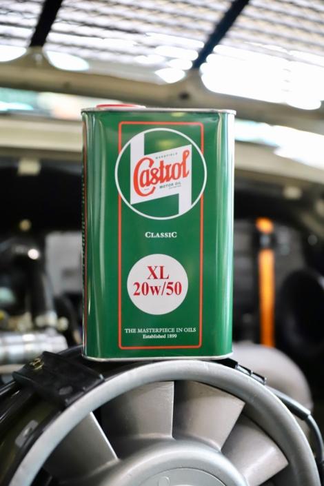 Castrol Classic 20w/50 Motoröl Porsche 911 luftgekühlt