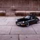 1990 Porsche 964 Targa Schwarz