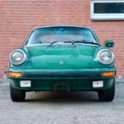 1976er Porsche 911S Barnfind