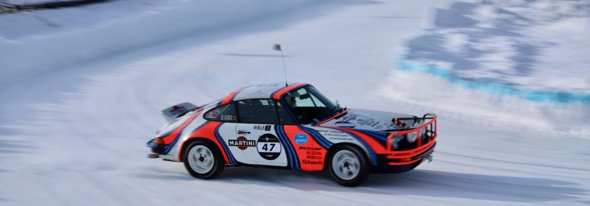 Porsche GP Icerace Zell am See
